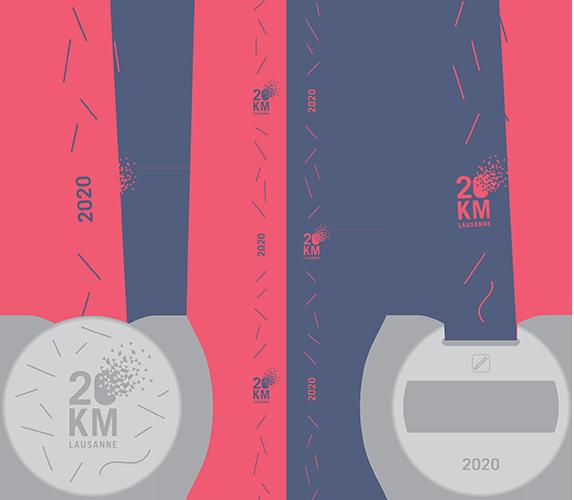 Médailles 2020